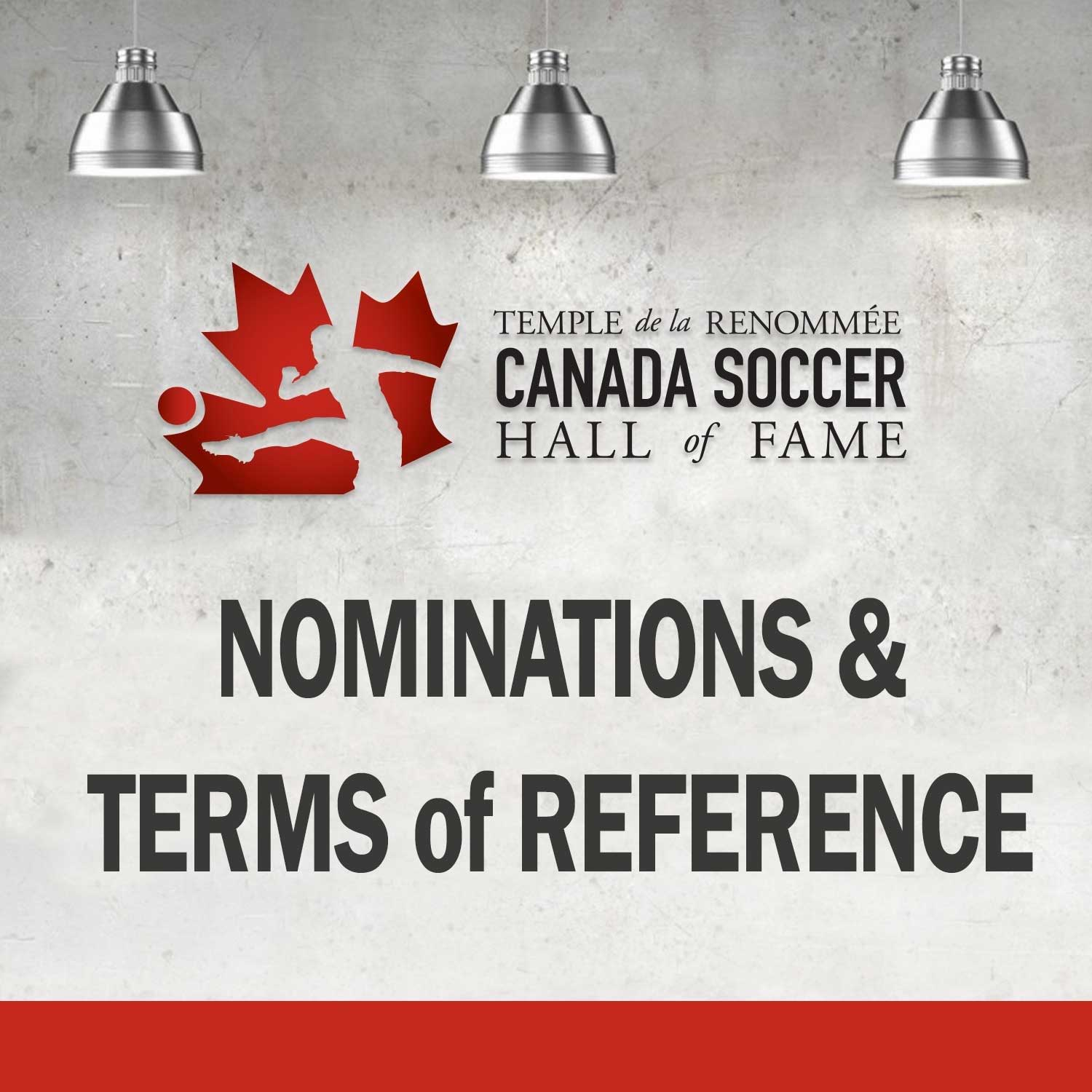 Nominations & Terms of Reference