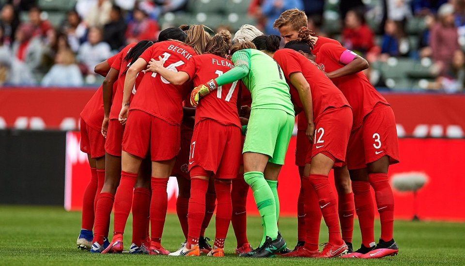 CANWNT Huddle