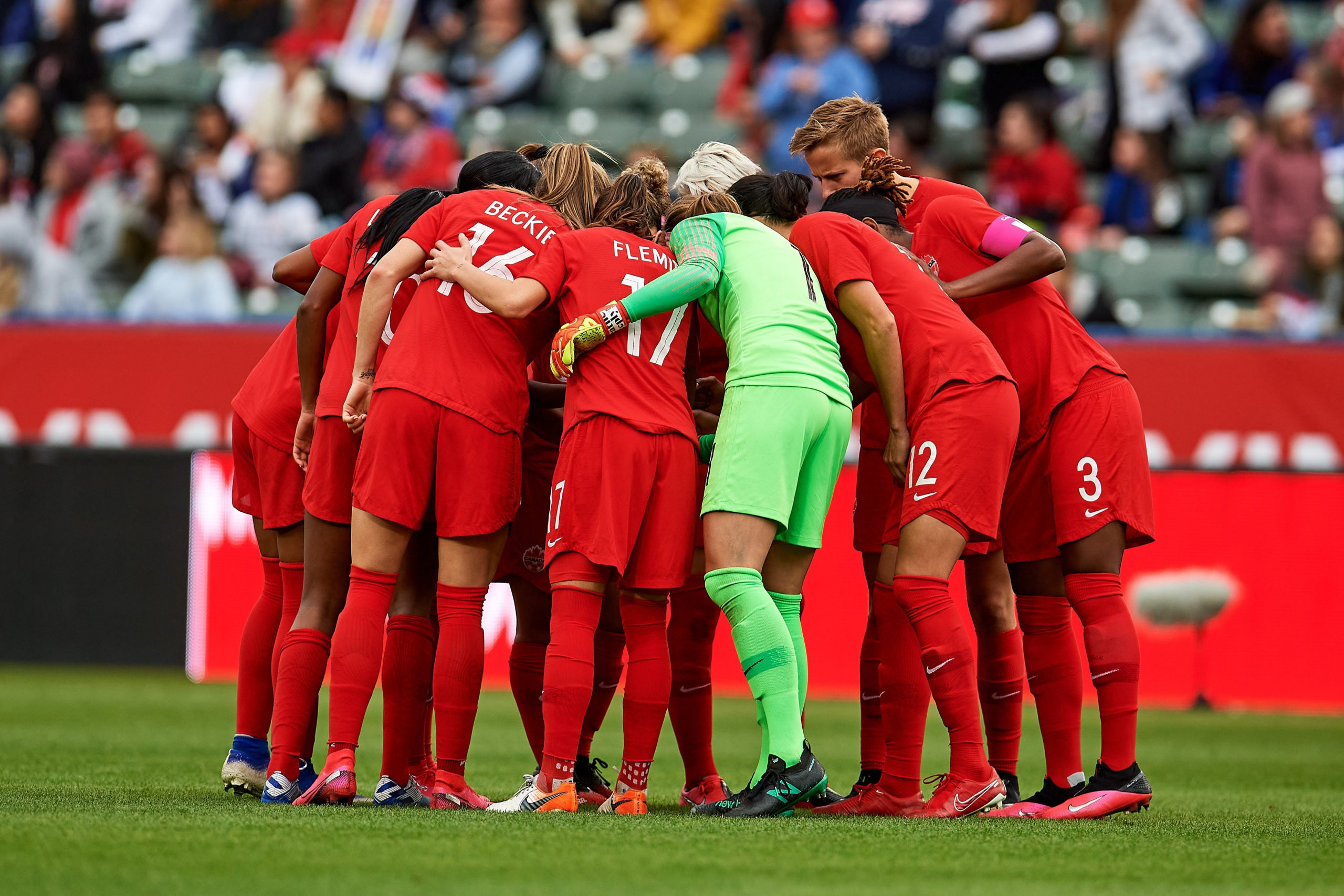 CANWNT SheBelieves Training Camp Roster