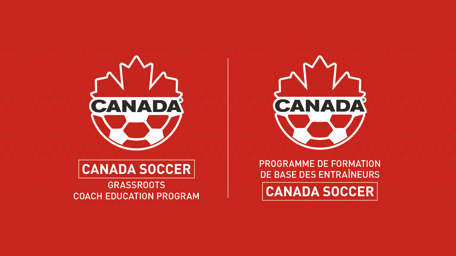 Canada Soccer Grassroots Coach Education Program