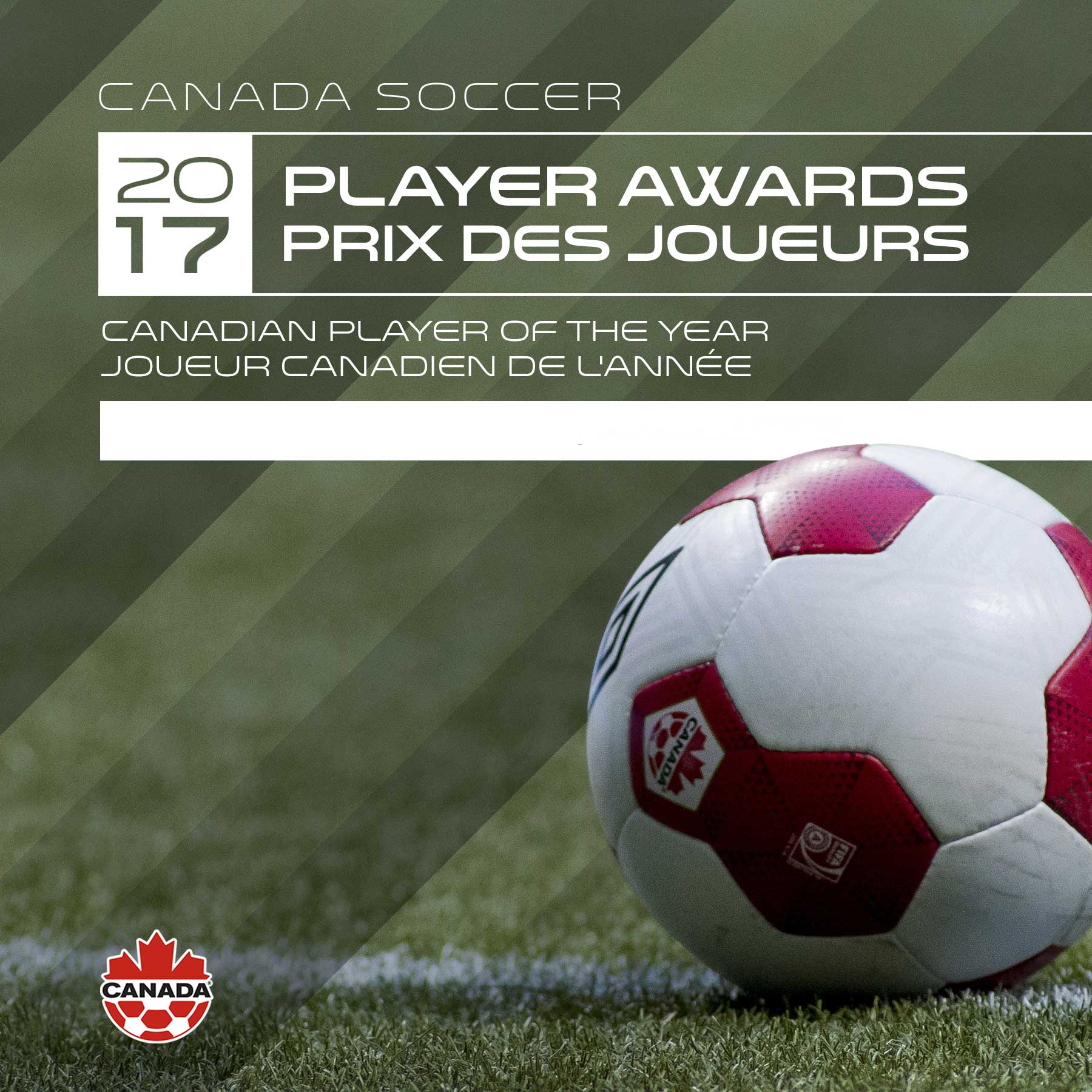 Canadian U-20 Players of the Year